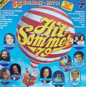 Hitsommer 79 - 55 Holiday-Hits - Cover