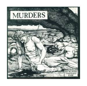 Murders Among Us - Cover