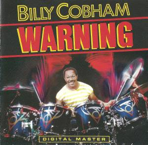 Cover - Billy Cobham: Warning