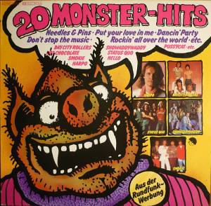 Cover - Lino Moreno: 20 Monster-Hits
