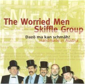 Cover - Worried Men Skiffle Group: Dazö Ma Kan Schmäh