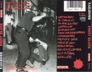 Nailbomb: Point Blank (CD) - Bild 2