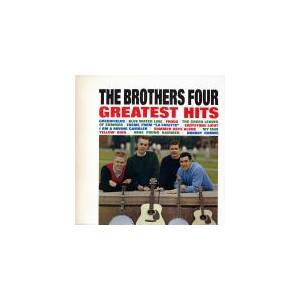 Cover - Brothers Four, The: Greatest Hits