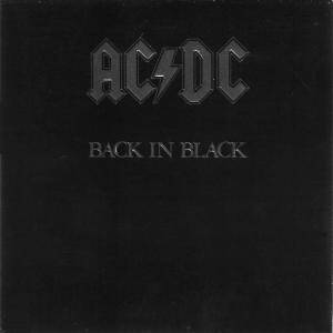 Cover - AC/DC: Back In Black