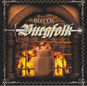 Best Of Burgfolk - Cover