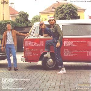 Reinhard Mey: Tournee (2-LP) - Bild 2