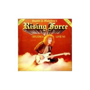 Cover - Yngwie J. Malmsteen's Rising Force: I'll See The Light Tonight