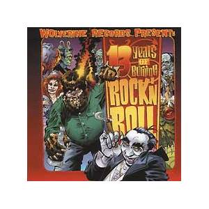 Cover - Germ Attack: 13 Years Of Burning Rock'n'Roll