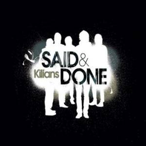 Cover - Kilians: Said & Done