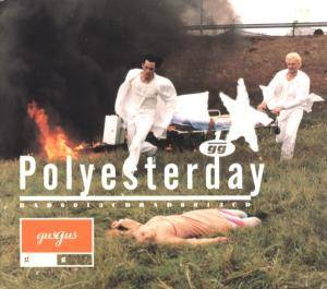 Cover - GusGus: Polyesterday