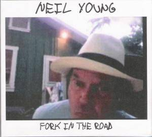 Neil Young: Fork In The Road - Cover
