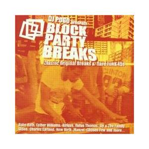 Block Party Breaks - Cover