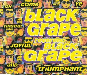 Black Grape: Reverend Black Grape - Cover