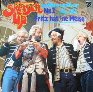 Cover - Insterburg & Co.: Sketsch-Up Nr. 2 Fritz Hat 'ne Meise