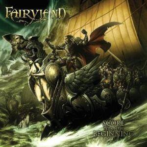 Fairyland: Score To A New Beginning - Cover