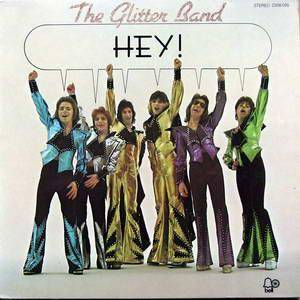 The Glitter Band: Hey! - Cover