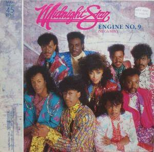 Midnight Star: Engine No. 9 - Cover