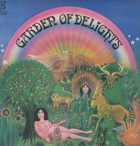 Garden Of Delights - Cover