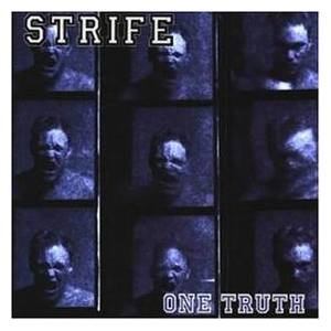 Strife: One Truth - Cover