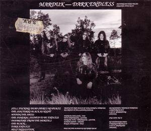 Marduk: Dark Endless (CD) - Bild 2