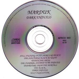 Marduk: Dark Endless (CD) - Bild 3