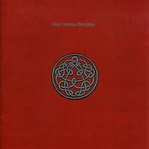 King Crimson: Discipline - Cover