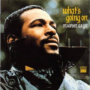 Marvin Gaye: What's Going On - Cover