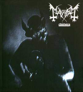Mayhem: Chimera (CD) - Bild 1