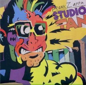 Frank Zappa: Studio Tan - Cover
