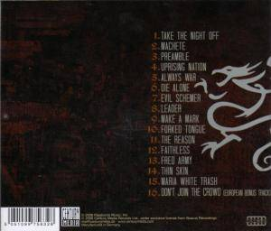 Sick Of It All: Death To Tyrants (CD) - Bild 2