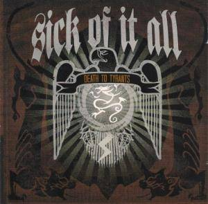 Sick Of It All: Death To Tyrants (CD) - Bild 1
