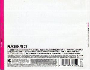 Placebo: Meds (CD) - Bild 5