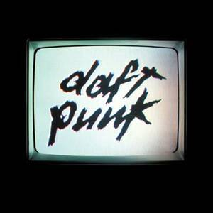Daft Punk: Human After All - Cover