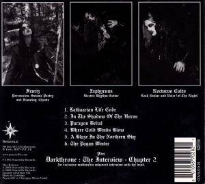 Darkthrone: A Blaze In The Northern Sky (CD) - Bild 2