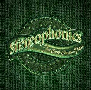Cover - Stereophonics: Just Enough Education To Perform