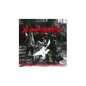 Cover - Delirium Tremens: Violent Mosh Ground