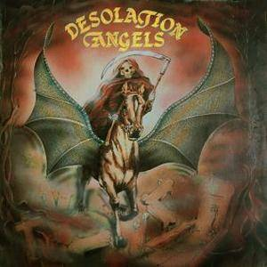 Desolation Angels: Desolation Angels - Cover