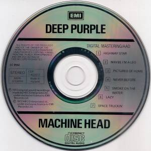 Deep Purple: Machine Head (CD) - Bild 4