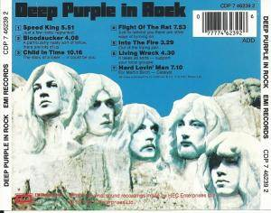 Deep Purple: Deep Purple In Rock (CD) - Bild 2
