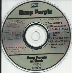 Deep Purple: Deep Purple In Rock (CD) - Bild 3
