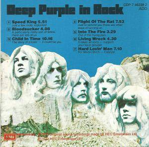 Deep Purple: Deep Purple In Rock (CD) - Bild 4