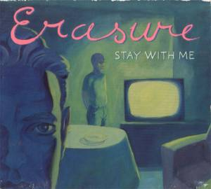 Erasure: Stay With Me - Cover