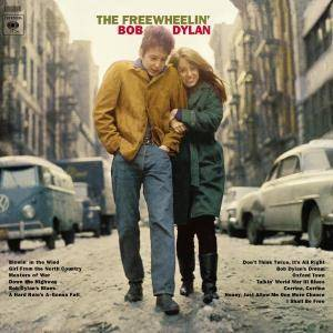Bob Dylan: Freewheelin' Bob Dylan, The - Cover