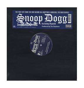 Cover - Snoop Dogg: Drop It Like It's Hot