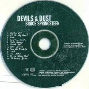 Bruce Springsteen: Devils & Dust (CD + DVD) - Bild 5