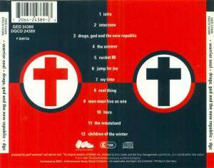 Warrior Soul: Drugs, God And The New Republic (CD) - Bild 5