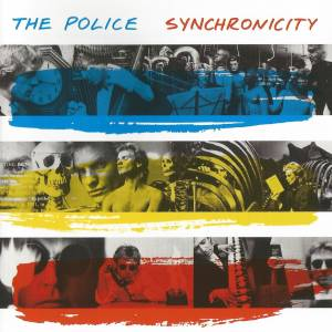 Cover - Police, The: Synchronicity