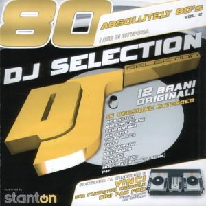 DJ Selection - Absolutely 80's Vol. 2 - Cover