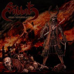 Sabbat: Asian Demonslaught - Cover