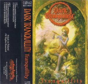 Cover - Dark Tranquillity: Tranquillity